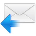 128x128px size png icon of Mail Reply