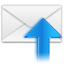 128x128px size png icon of Mail Send