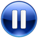 128x128px size png icon of Player Pause