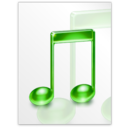 128x128px size png icon of Playlist