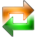 128x128px size png icon of Reload
