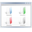 128x128px size png icon of View