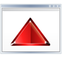 128x128px size png icon of Window Fullscreen