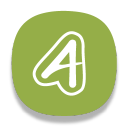 128x128px size png icon of Arto