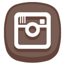 128x128px size png icon of Instagram