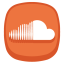128x128px size png icon of Sound Cloud
