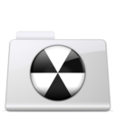 Burn Folder smooth Icon