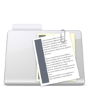 128x128px size png icon of Documents Folder smooth