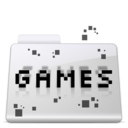 128x128px size png icon of Games Folder smooth