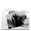 128x128px size png icon of Images Folder
