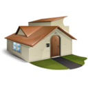 128x128px size png icon of Home House