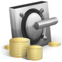 128x128px size png icon of Money Vault