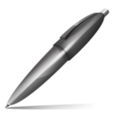 128x128px size png icon of Pen