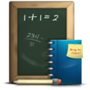 128x128px size png icon of School