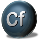 128x128px size png icon of Adobe ColdFusion