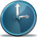 128x128px size png icon of Clock
