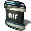 128x128px size png icon of File AIF