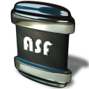 128x128px size png icon of File ASF