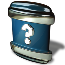 128x128px size png icon of File Help
