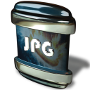 128x128px size png icon of File JPG