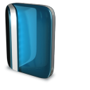 128x128px size png icon of Folder Live Back