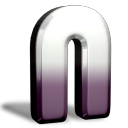 128x128px size png icon of Office OneNote