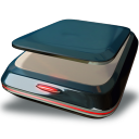 128x128px size png icon of Scanner