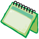 128x128px size png icon of ICal