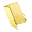 128x128px size png icon of folder plain