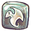 128x128px size png icon of G12 3D Maya