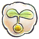 128x128px size png icon of G12 Flower Seed