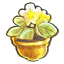 128x128px size png icon of G12 Flowerpot Flower