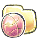 128x128px size png icon of G12 Folder Basketball
