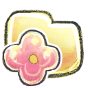 128x128px size png icon of G12 Folder Flower