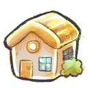 128x128px size png icon of G12 Places Home