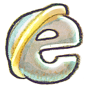 128x128px size png icon of G12 Web IE