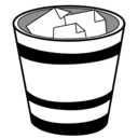 128x128px size png icon of appdelete