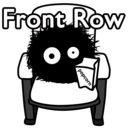 128x128px size png icon of frontrow