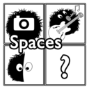 128x128px size png icon of spaces