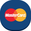 128x128px size png icon of master card