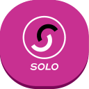 128x128px size png icon of solo