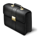 128x128px size png icon of briefcase