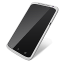 128x128px size png icon of smartphone android