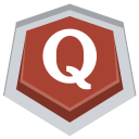 128x128px size png icon of Quora