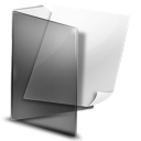 128x128px size png icon of Folder Empty