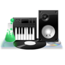 128x128px size png icon of Audio Dock