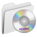 128x128px size png icon of Folder CDMixdowns