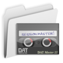 128x128px size png icon of Folder Session Masters