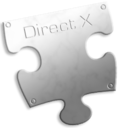128x128px size png icon of Plugins DirectX