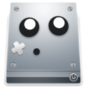 128x128px size png icon of 1 Drive Isaac